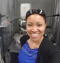 LaTasha Crawford, VMD, PhD, DACVP
