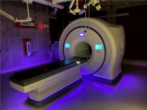 Radixact radiation therapy treatment delivery system